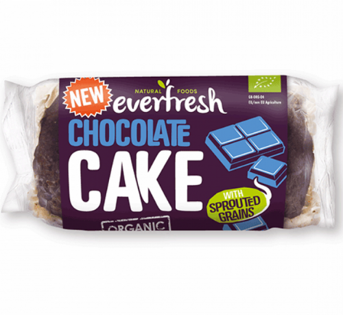 Everfresh Organic Chocolate Cake Sprouted 350g